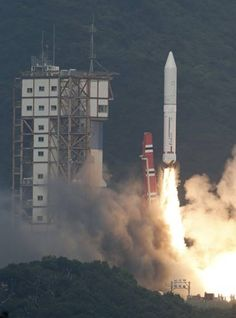 JAXA Epsilon rocket