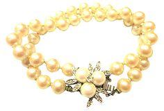 Double-Strand Faux-Pearl Bracelet on OneKingsLane.com