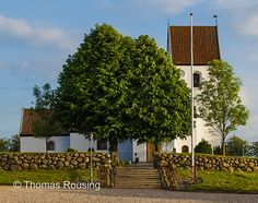 Images of Jutland - Rold church |