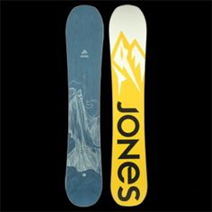 Shed Sled: The Mothership by Jones Snowboards