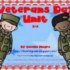 After searching [unsuccessfully] for engaging, meaningful activities on Veterans Day, I created this mini unit. This product includes resources, th...