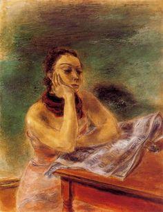 Yasuo Kuniyoshi / 国吉康雄. Japanese, (1889 -1953)