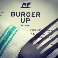 Burger Up, Nashville - the best burgers, fried pickles, and sweet potato fries
