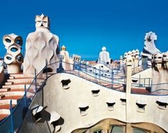 ELLE DECOR Goes to Barcelona - ELLEDecor.com