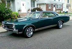 Retro Cars, Vintage Cars, My Dream Car, Dream Cars, 67 Pontiac Gto, Pontiac Firebird, 1967 Gto, Old School Cars, American Muscle Cars