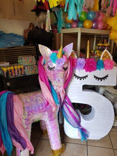 Unicorn Pinata, Birthday Candles, Things To Sell