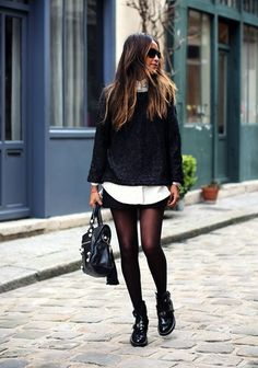Fashion #street style, girl #outfit, #style