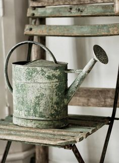 I have the watering can, need the chair!