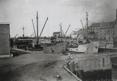 Haven Bergen op Zoom (jaartal: 1960 tot 1970) - Foto's SERC