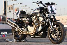 L'équipe Rossmeyer Daytona Racing est de retour à la compétition AMA dans la série Harley-Davidson XR-1200.