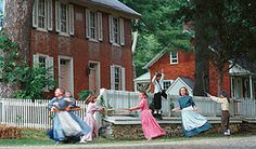 Amish Dutch Country  in Lancaster County, PA.  Great website with tons of vacation ideas and itineraries for families, foodies, history buffs and couples