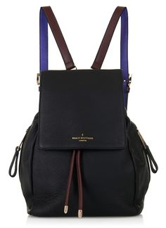 Gywneth backpack in Black Leather   www.paulsboutique.com. c546b127c6c85