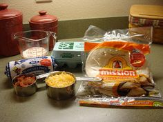 Kristi's Recipe Box: Breakfast Burritos (Freezer Recipe)