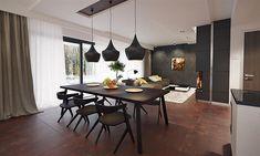 Zdjęcie projektu Karo BSE1115 Home Fashion, House Plans, Dining Table, House Design, House Styles, Furniture, Home Decor, House Ideas, House 2