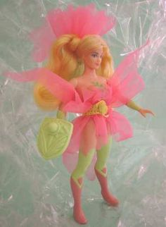 Perfuma. She-Ra dolls! Yes!