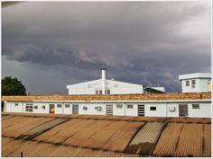 Tarde de chuva com rosca caseira, jan 2013