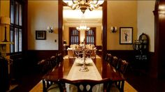 House of Cards Dining Room Still