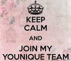 www.youniqueproducts.com/CRB click Join