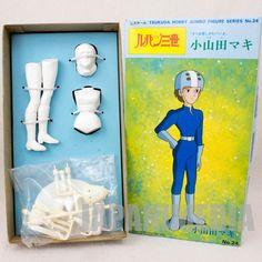 Lupin the 3rd Maki Oyamada Tsukuda Hobby 1/6 Model Kit JAPAN ANIME FIGURE #TsukudaHobby