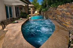 Small Backyard Pools Check out this gallery of Small Backyard Pools. If you see any features you love, and you're feeling inspired. Feel free to contact a Premier Pools & Spas swimming pool designer for a custom quote. Share This Pool Gallery