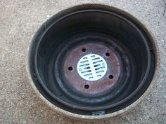 Basic Brake drum Forge for under $40