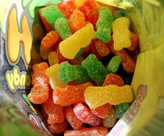 Sour Patch Kids and sour patch watermelon are the best! Best Candy, Favorite Candy, Sour Patch Kids, Just Girly Things, Baby Things, Random Things, Gummy Bears, Jelly Bears, Favim
