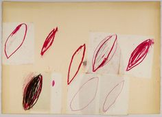 Cy Twombly, Untitled, February 1974