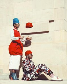 African art by multimedia artist Trevor Stuurman African Shop, African Models, African Wear, Africa Fashion, Boho Fashion, Style Fashion, African American Fashion, African Diaspora, Black Artists