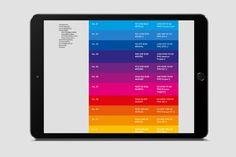 Brand guidelines designed by Kurppa Hosk for carpet manufacturer Ogeborg Brand Guidelines Design, Brand Identity Design, Corporate Design, Business Design, Branding Design, Design Case, Web Design, Graphic Design, Layout Design