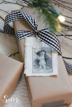 Gifts {Almost} Too Pretty to Open - Satori Design for Living