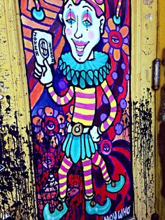 Love this, so crazy and colourful #NewOrleans #NOLA