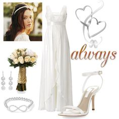 Romantic Clasical Bride by ulstblog on Polyvore