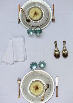 Dar Kawa- table setting Photo : Tania Panova