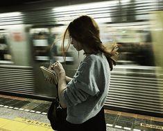 Japan by Manol Valtchanov Image Film, U Bahn, Poses, Portraits, Aesthetic Photo, Train, Fashion Outfits, Inspiration, Beauty