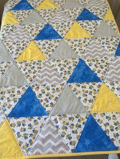 Minion quilt