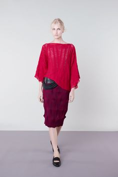 I AM FASHION !!!: Issey Miyake Resort 2013 Womenswear