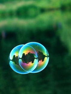 more bubble love