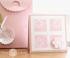 Four Squares by whoistracy - Cards and Paper Crafts at Splitcoaststampers