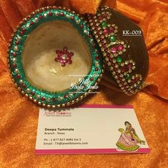 Wedding Crafts, Wedding Decorations, Coconut Decoration, Wedding Gift Wrapping, Rangoli Ideas, Tray Decor, Crochet Earrings, Wraps, Gifts