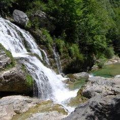 Fuente de Escuain o Surgencia del Yaga