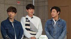 Junho, Kim Woo Bin, Kang Ha Neul // Running Man // Twenty