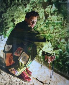 Harry para la revista Another Man.