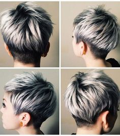 Blijft MOOI Grijse Kapsels! Super vet…Grijs Haar!! Meld Aan Met Je Facebook Account En Geniet Meteen Van De Korting! 70% korting op topmerken bij Zalando Lounge