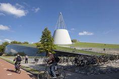 Mecanoo Architects Library Delft University of Technology Delft, Netherlands