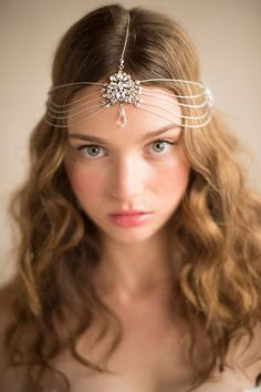 1920's vintage inspired headpiece