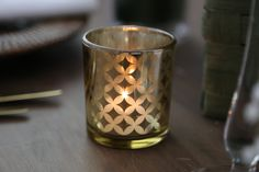 Contemporary Tropical Decor Products - Home & Event Styling Votive Candle Holders, Candle Jars, Polynesian Wedding, Tropical Home Decor, Gold Candles, Themed Weddings, Wedding Tables, Event Styling, Contemporary