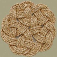 Celtic knot=日本の組紐