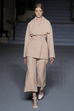 Pin for Later: The 12 Fashion Trends You'll Be Wearing This Fall  Emilia Wickstead Fall 2015