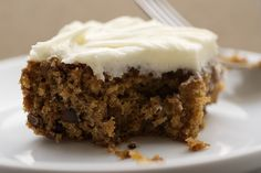 oatmeal chocolate chip cake with cream cheese frosting. what??