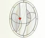 stained glass patterns oval - Bing Images